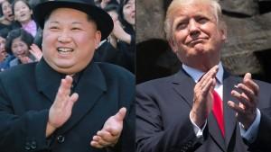 Zweifel an Trumps Gipfel-Strategie