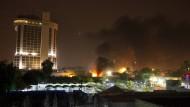 Mindestens fünf Tote bei Anschlägen vor Luxushotels