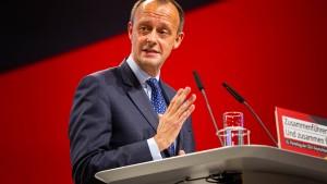 CDU-Politiker fordern größere Rolle für Merz