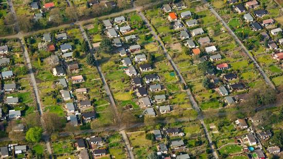 Immobilienentwickler nehmen Kleingärten ins Visier