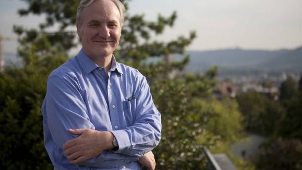 Ernst Fehr steht an der Spitze der Ökonomen