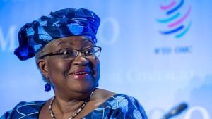 Nigerianerin Okonjo-Iweala wird WTO-Chefin