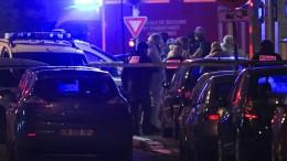 Polizei erschießt mutmaßlichen Täter