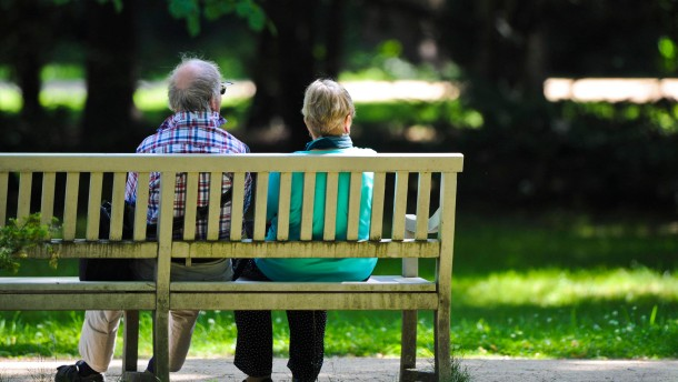 Rentenbeitrag könnte weiter sinken