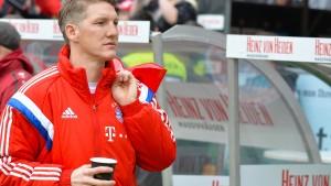 Bayern müssen zu Bayer