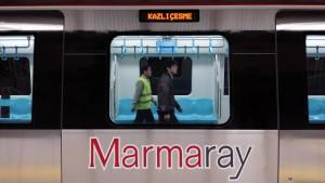 Pannen im neuen Bosporustunnel