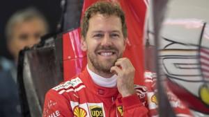 Vettels Auftritt beeindruckt Mercedes
