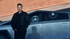 Elon Musk stellt Pick-up-Truck vor