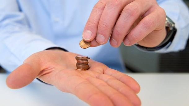 Deutsche sind von ihren Geldanlagen frustriert