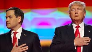 Marco Rubio will nicht Trumps Vizepräsident werden