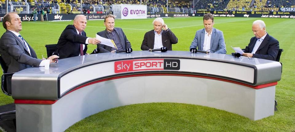 25 Jahre Pay Tv In Der Fussball Bundesliga Sind Ein Erfolg
