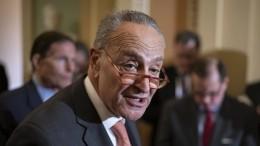 Demokraten fordern Russland-Sanktionen wegen Einmischung in Wahlkampf