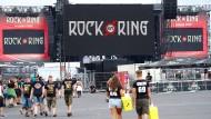 """Ermittlungen nach Terroralarm bei """"Rock am Ring"""" eingestellt"""