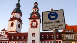 Ausgangsbeschränkung in Sachsen