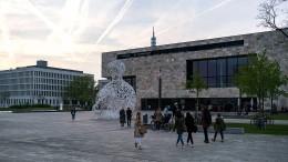 Sexualtäter von Uni-Campus gefasst