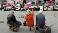 Separatisten halten an Referendum fest