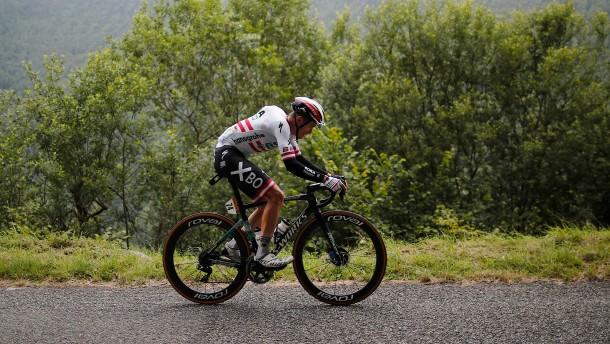 Österreicher Konrad beschert Bora-hansgrohe zweiten Etappensieg
