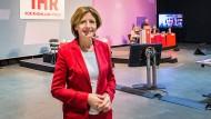 Ministerpräsidentin und Spitzenkandidatin der SPD für die Landtagswahl in Rheinland-Pfalz, Malu Dreyer