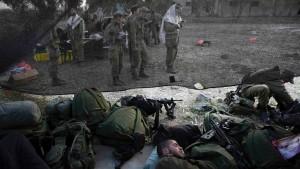 Israel erwidert Beschuss aus Syrien