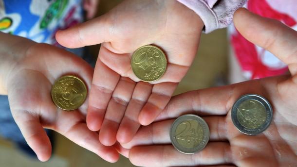 Jedes fünfte hessische Kind in relativer Armut
