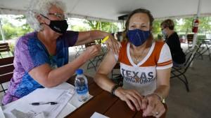 """US-Gesundheitsvertreter warnt nach neuem Infektions-Höchststand vor """"Versagen"""""""