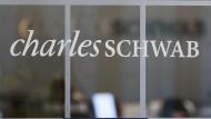 Wächst durch eine Übernahme: der Wall-Street-Broker Charles Schwab