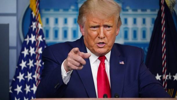 Als Präsident ungeeignet