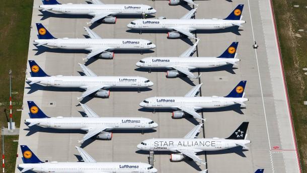 Das harte Ringen um die Lufthansa-Rettung