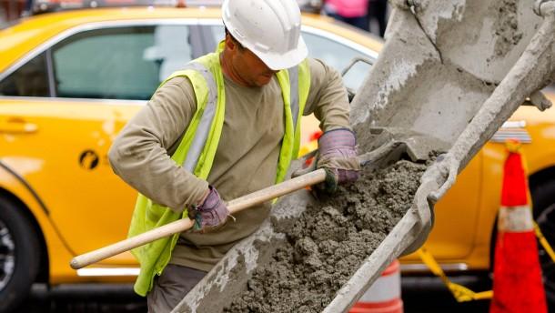 Der unerschütterliche Arbeitsmarkt
