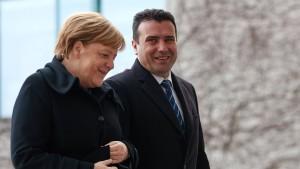 Merkel für weitere EU-Annäherung des westlichen Balkans