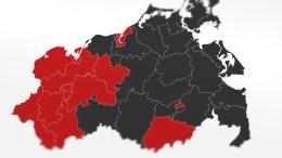 Alle Ergebnisse zur Landtagswahl Mecklenburg-Vorpommern