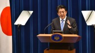 Abe ruft Neuwahlen aus