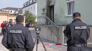 DNA-Spur führte zu mutmaßlichem Bombenleger