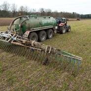 Streitfall: Gülle und Mist sind Nitratquellen, aber nicht die einzigen