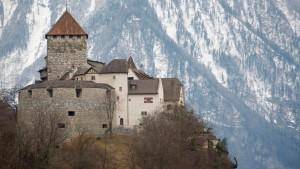 Liechtenstein erschwert Steuerhinterziehung