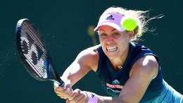 Kerber gewinnt in Miami gegen Tschechin Muchova