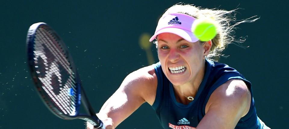 best website 001b9 d782e Tennis-WTA-Turnier  Kerber gewinnt in Miami gegen Muchova