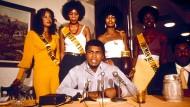 Der Größte: Muhammad Ali – hier 1979 vor dem Kampf gegen Foreman.