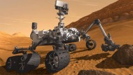 Marssonde ist auf Rotem Planeten gelandet