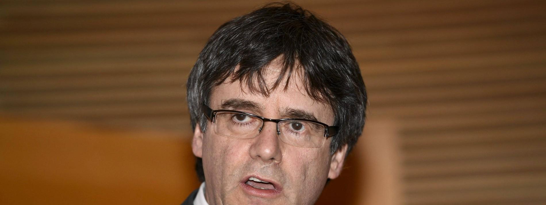 Puigdemont auf Sardinien festgenommen