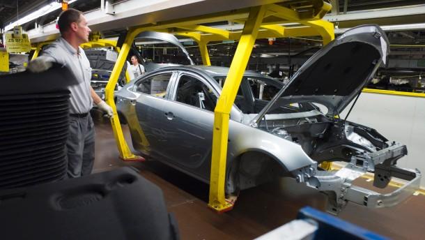 Opel ringt um Fabrikstandorte für neue Modelle