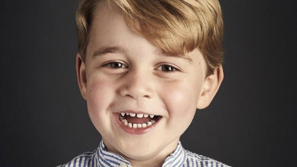 Prinz George soll im September eingeschult werden