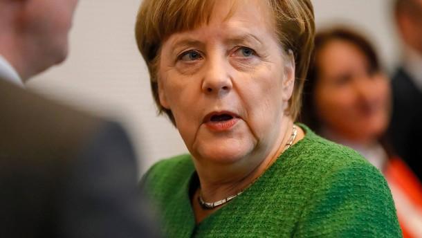 Merkel: Auch der Islam gehört zu Deutschland