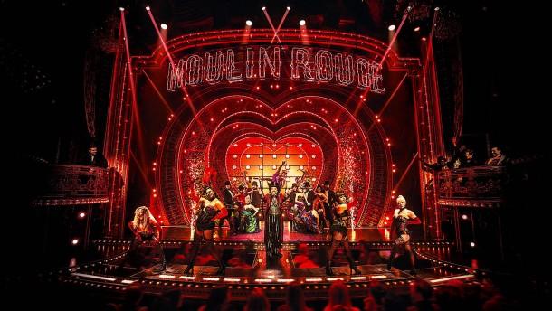 """Broadway-Hit """"Moulin Rouge!"""" kommt nach Deutschland"""