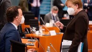 Wann füllt die CDU das Merkel-Vakuum?