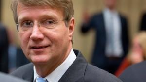 Ronald Pofalla soll in den Bahn-Vorstand wechseln
