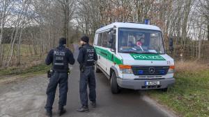 Polizei löscht Fahndungsfotos des Schwagers