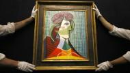 Zahlreiche Picasso-Werke werden versteigert