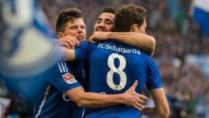Schalke befreit sich von der eigenen Last