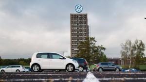 Volkswagen, das Chaos